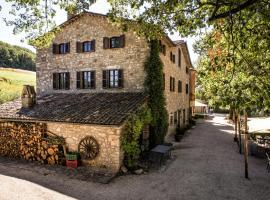Villa Selva Country House, Grutti (San Terenziano yakınında)