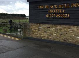 The Black Bull Inn, Fyfield