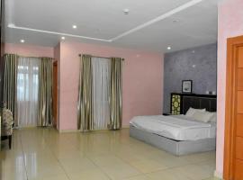 Gemas Hotels & Suites, Amuwo