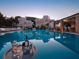 Hotel Nefeli, Skiros