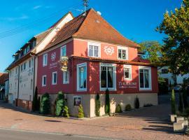 Landhotel Restaurant zur Krone, Gottenheim
