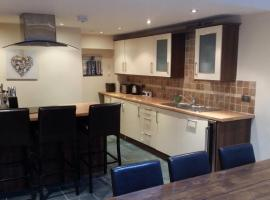 Holiday Cottage Laugharne, Laugharne (рядом с городом Llanybri)
