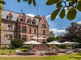 Romantik Hotel Schloss Rettershof, Kelkheim (Eppstein yakınında)