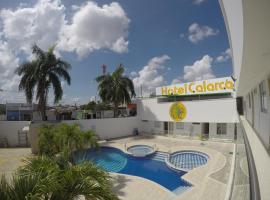 Hotel Calarca Club, Montería (Los Manguitos yakınında)