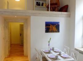 Apartament Okna Kamienic
