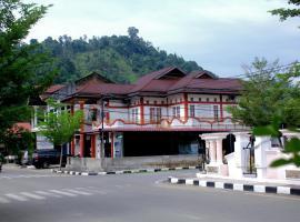 Burma Residence Syariah, Painan (рядом с городом Tarusan)