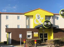 B&B Hôtel Marseille Estaque, Марсель (рядом с городом Bas Cadeneaux)