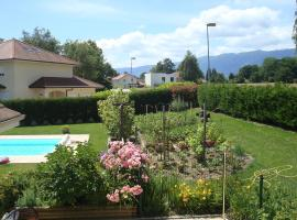Apartment Route de Bellevue, Prévessin