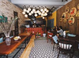 An Hostel & Cafe