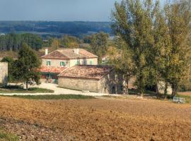 Le Boiret, Agnac (рядом с городом Bourgougnague)