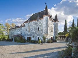 Chateau Martinus, Saint-Caprais-de-Lerm (рядом с городом Laroque-Timbaut)