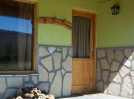 Paso de los andes, Villa Pehuenia (Icalma yakınında)