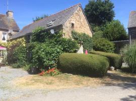 Fuchsia Cottage, Gausson (рядом с городом Plouguenast)