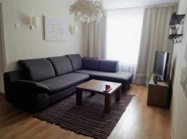 Kaktuss Apartamenti, Valmiera (Near Beverina)