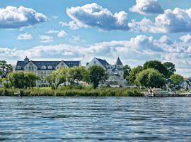 Precise Resort Schwielowsee - The Hotel, Werder (Geltow yakınında)