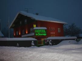 Hôtel Les Perce-Neige, Bonnétage