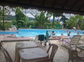Hotel Puerto Selva, Villa Tunari