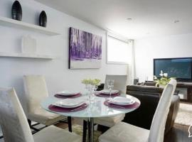 2-Bedroom Basement Apartment near metro Henri-Bourassa, Montreal