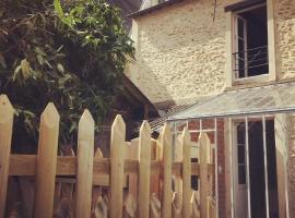 Maison Paulette, Authon-la-Plaine (рядом с городом Paray-Douaville)