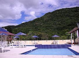 Pousada Recanto dos Feijó's, Florianópolis (São João do Rio Vermelho yakınında)