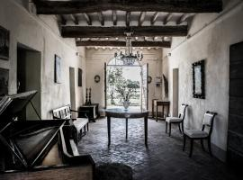B&B La casa dei prugni, Boretto (Gualtieri yakınında)