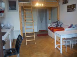 studio curiste aix les bains, Экс-ле-Бен (рядом с городом Мукси)