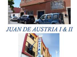 Hostales Juan de Austria I & II, Aguadulce