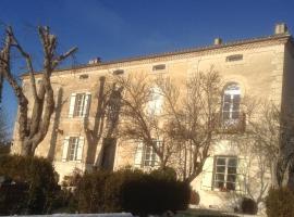 Le Presbytere, Lamontjoie (рядом с городом Лаплюм)