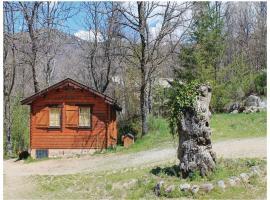 One-Bedroom Holiday Home in Vigo de Sanabria, Vigo de Sanabria (рядом с городом San Martín de Castañeda)