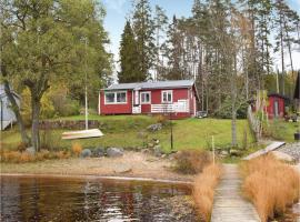 One-Bedroom Holiday Home in Gnossjo, Gnosjö