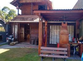 Casa Chalé, Quiriri