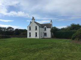 Longhill Farmhouse, Whithorn