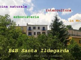 B&B Santa Ildegarda, Cantalupo nel Sannio (рядом с городом Кастельпетрозо)