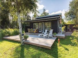 Two-Bedroom Holiday Home in Nykobing Sj, Nykøbing Sjælland (Rørvig yakınında)