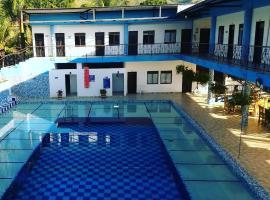 Finca hotel Villa Alicia, El Charquito (Santandercito yakınında)