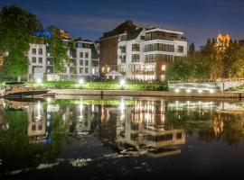 Hotel Almond Business & SPA, Gdansk