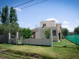 Casa de campo, Maipú