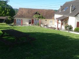 La Borie, Thenon
