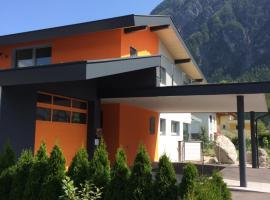Appartement Schusternagele, Amlach