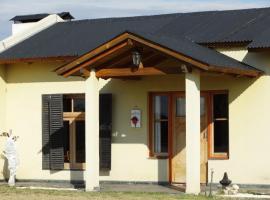El Refugio, Villa Reynolds