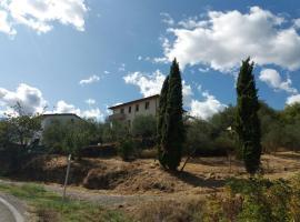 B&B L'uliveto sul Chianti, Cavriglia (Meleto yakınında)