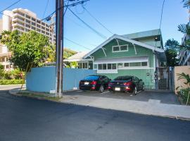 Waikiki Historical Heritage Home, Honolulu