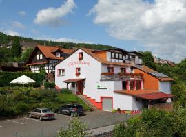 Trifelsblick, Wernersberg (Annweiler am Trifels yakınında)