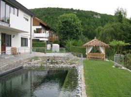 """Ferienwohnung """"Zur Wasserlilie"""", Albstadt (Winterlingen yakınında)"""