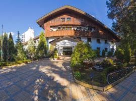 SPA Hotel Borova Gora, Pirdop (Chavdar yakınında)