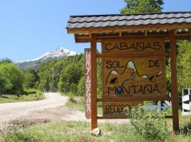 Cabañas Sol de Montañas, Futaleufú (El Corcovado yakınında)