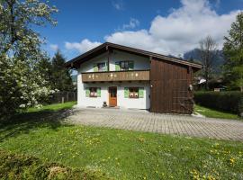 Ferienhaus Altvater, Schönau am Königssee (Unterschönau Eins yakınında)