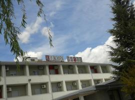 Hotel Likos, Grumento Nova