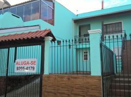 Albergue Universitário, Canoas (Sapucaia yakınında)