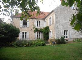 La Fruitiere, Saints (рядом с городом Touquin)